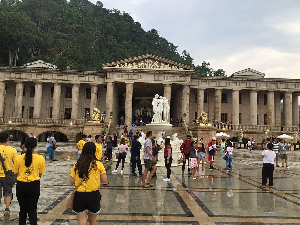 temple of Leah things to do in Cebu