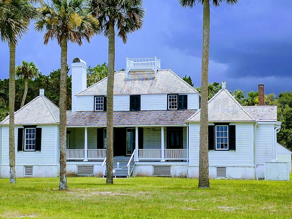 Kingsley plantation things to do in jacksonville