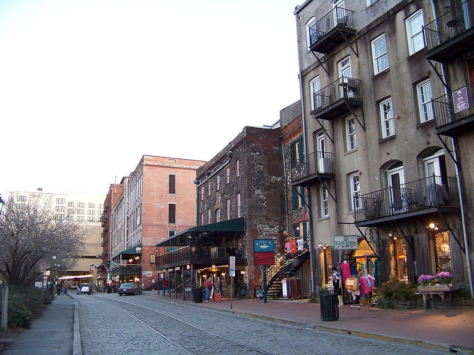things to do in savannah historic district